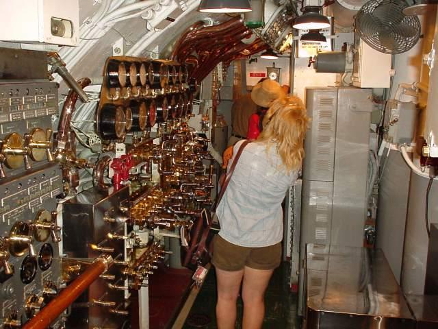 Typical Gato Class Submarine